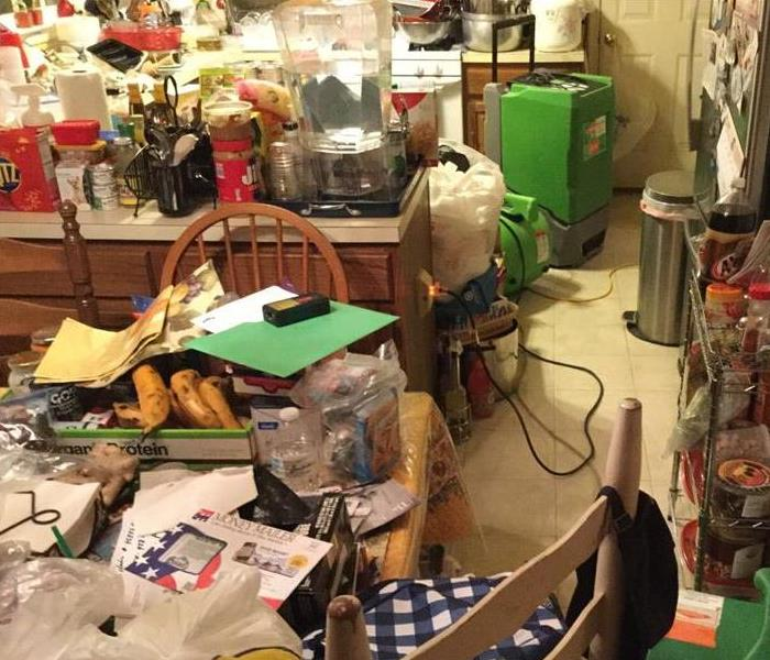 Hoarding can lead to serious fire concerns