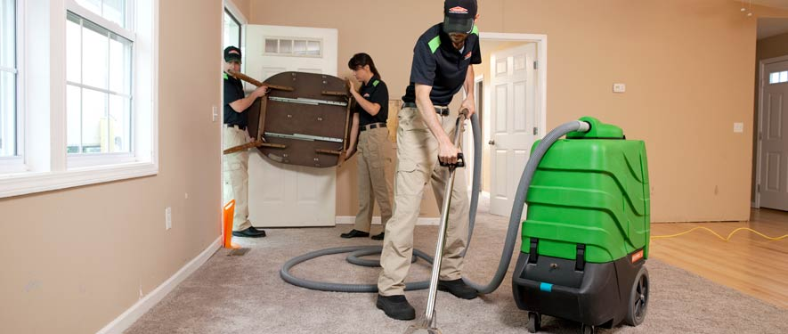 Reston, VA residential restoration cleaning